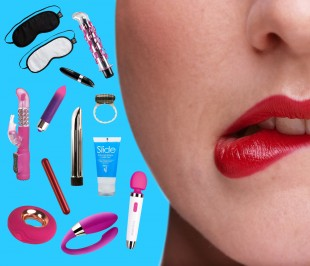 Catriona Boffard recommends 8 Sex toys for beginners