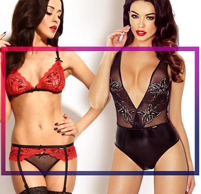The Désir Guide to Different Types of Sexy Lingerie